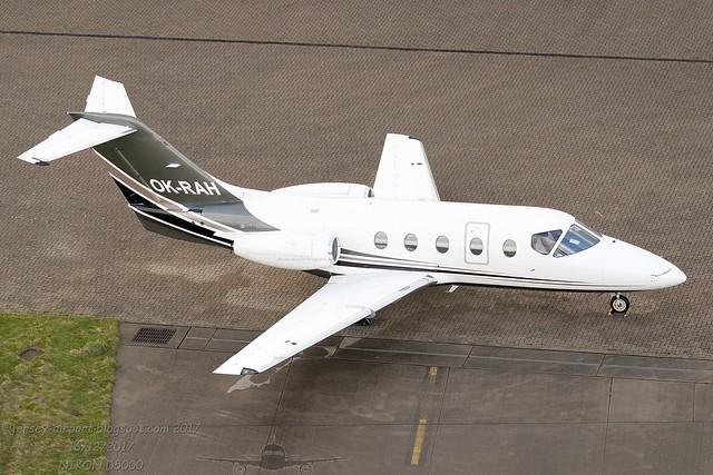 OK-RAH Beech 400A Beechjet