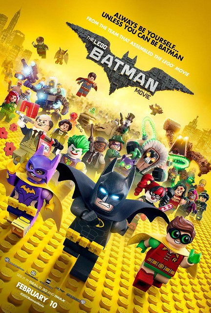 (2017) The Lego Batman Movie