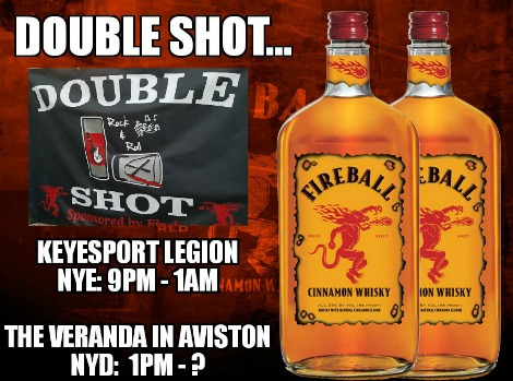 Double Shot 12-31-17, 1-1-18