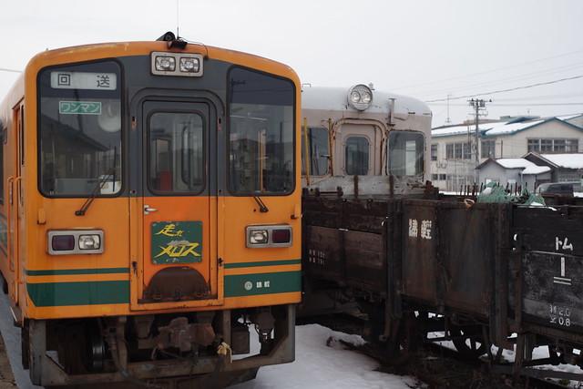 ひたすら列車旅3-2 津鉄コレクション