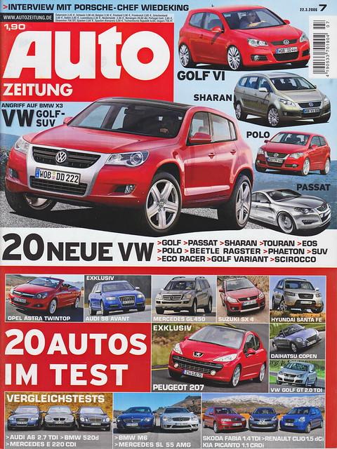 Auto Zeitung 7/2006