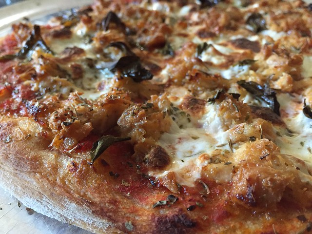 Tuna-Mayo Pizza