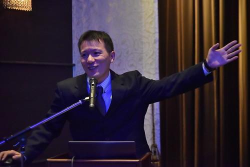 企業イベントの講演