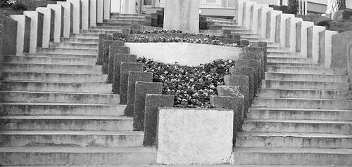 stairs up down borders edges focus camera nikon vrnjackabanja vrnjackaspa srbija serbia serbien laserbie blackwhite black white day