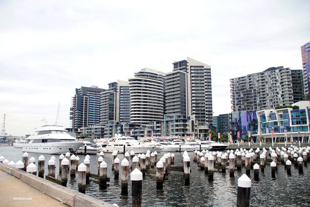 Harbour Townissa Melbournessa, Australiassa