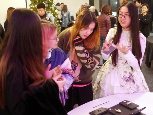 Student Christmas Selling Event - 2017 - 2
