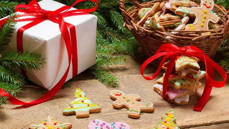 Hadiah Natal buatan sendiri memiliki nilai tersendiri.