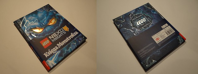 RECENZJA LEGO® NEXO KNIGHTS™. Księga Monstroksa 1