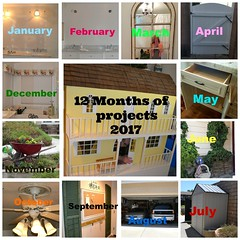 12 Months of Projects 2017