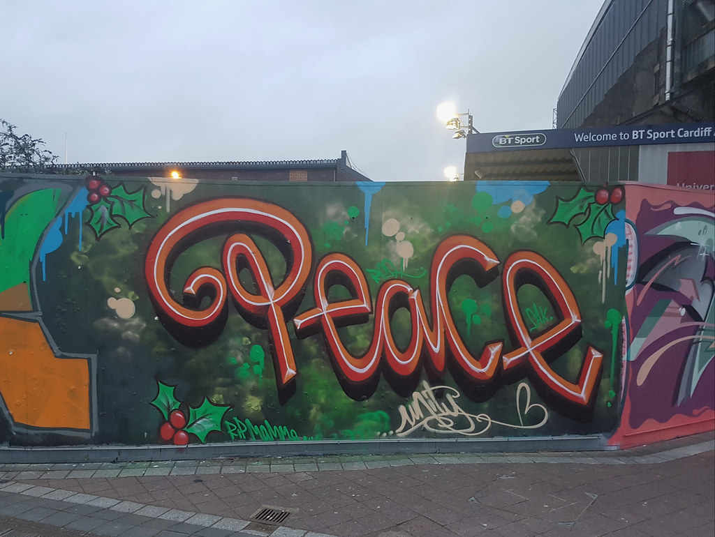 Christmas peace by Unity
