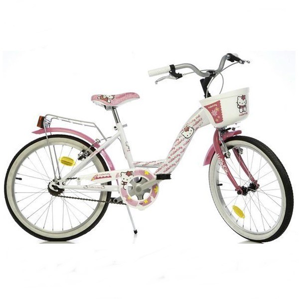 Bicicleta Hello Kitty 20