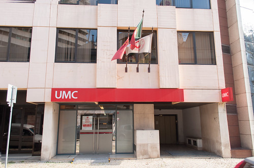 Instalações UMC