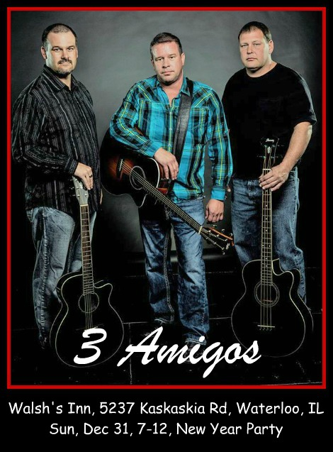 3 Amigos 12-31-17