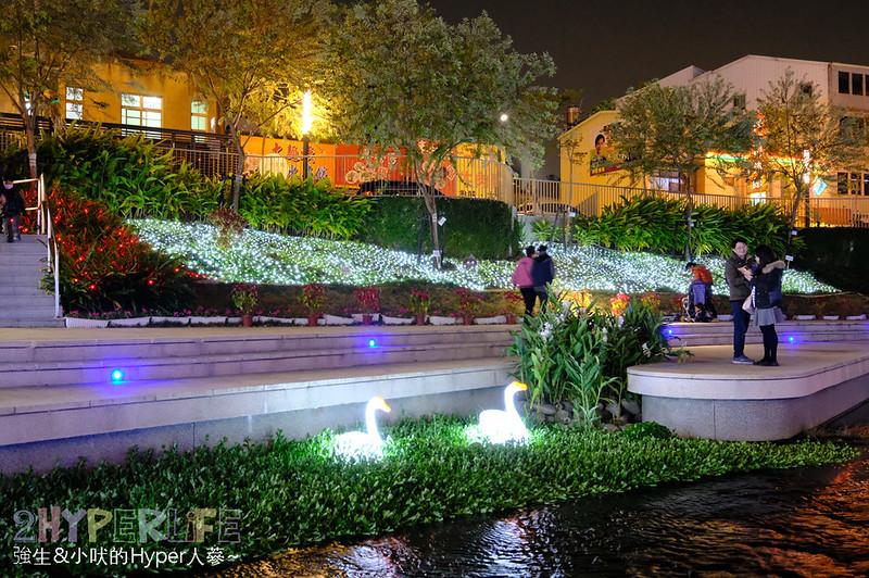 愛上柳川-冬季戀曲 創意藝術光景展覽 (15)