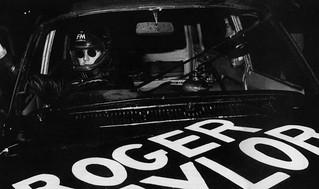Roger Taylor @ Rock n Roll Banger Race - 1989