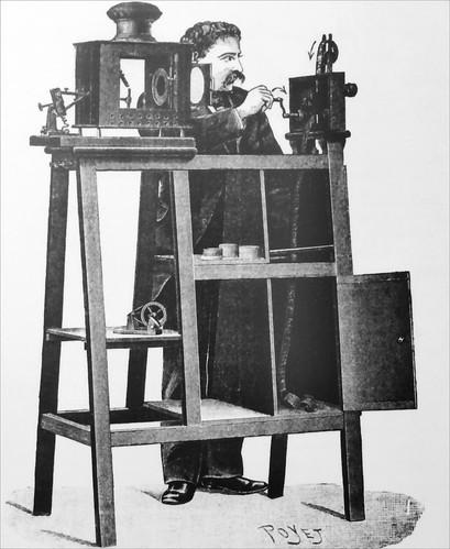 Le cinématographe en projection (Institut Lumière, Lyon)