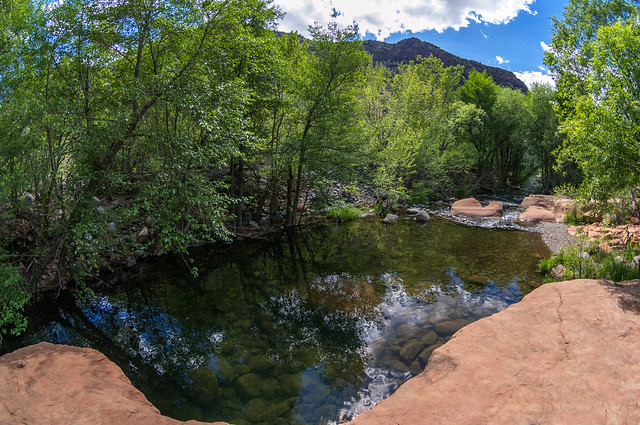 Trails: West Clear Creek No. 17