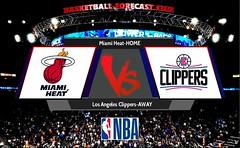 Miami Heat-Los Angeles Clippers Dec 16 2017