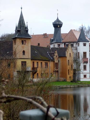 """Schloss """"Zur Fröhlichen Wiederkunft"""" Wolfersdorf"""