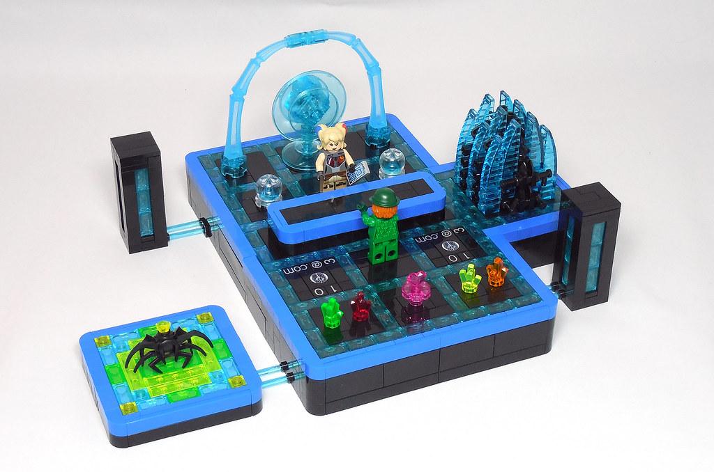 LEGO® MOC by Vitreolum: Cyberspace Pawn Shop