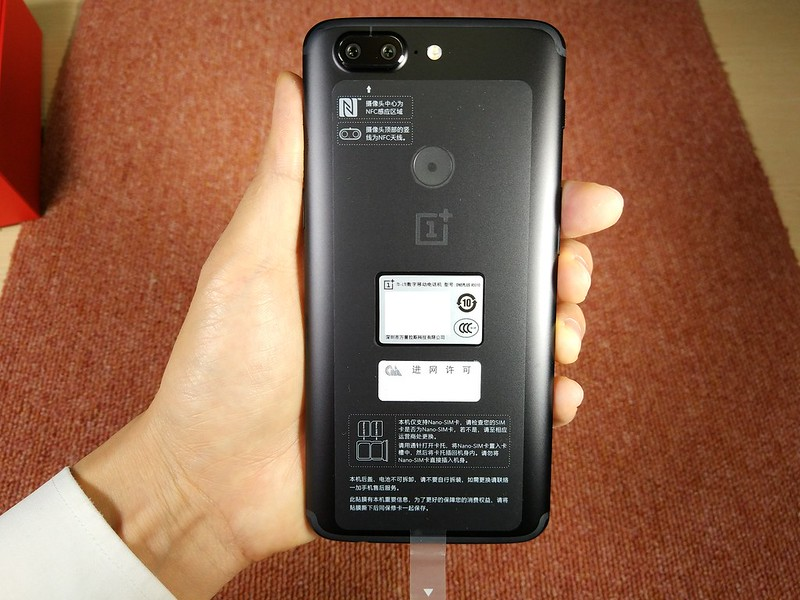 OnePlus 5 開封レビュー (46)