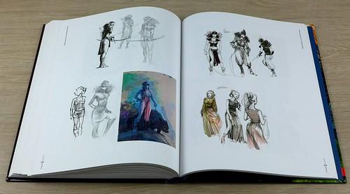 Rosinski Artbook Thorgal 40 lat 07
