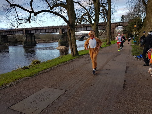 Preston parkrun event 276