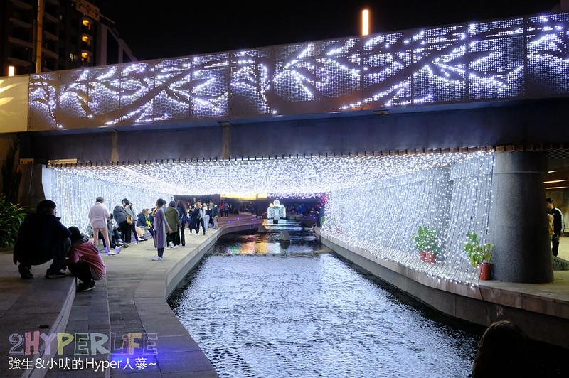 愛上柳川-冬季戀曲 創意藝術光景展覽 (16)