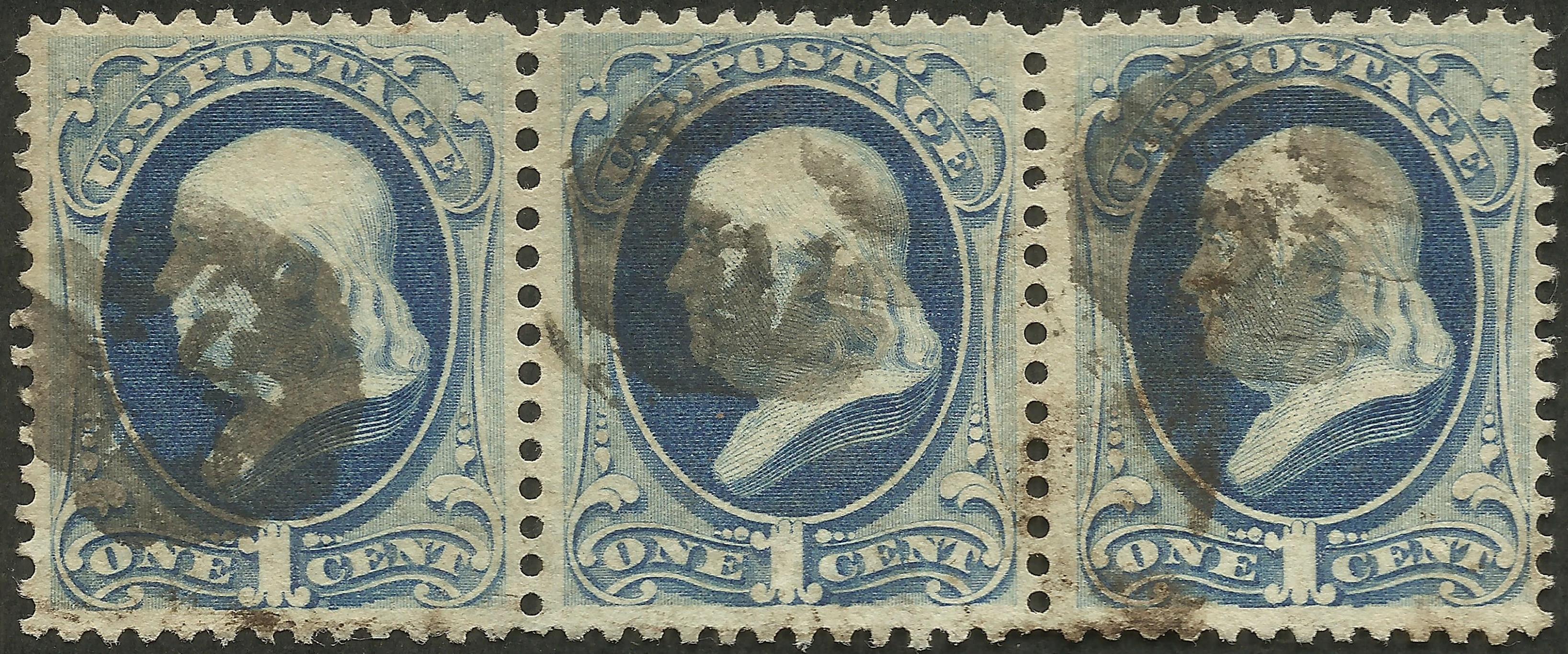 United States - Scott #182 (1879)