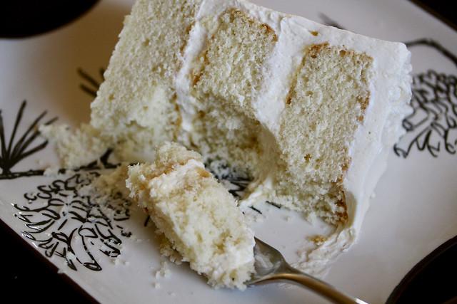 Whiteout Cake - 68