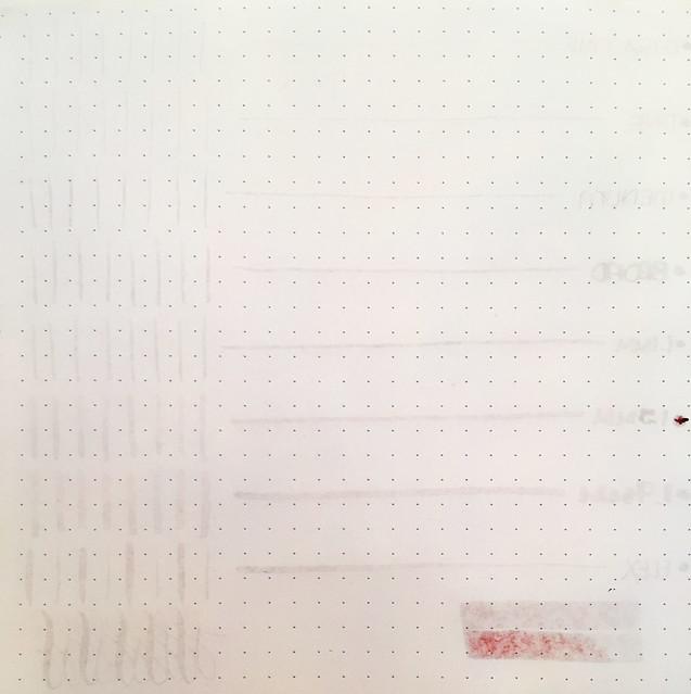 Ink Shot Review Franklin-Christoph Urushi Red @1901FC 6
