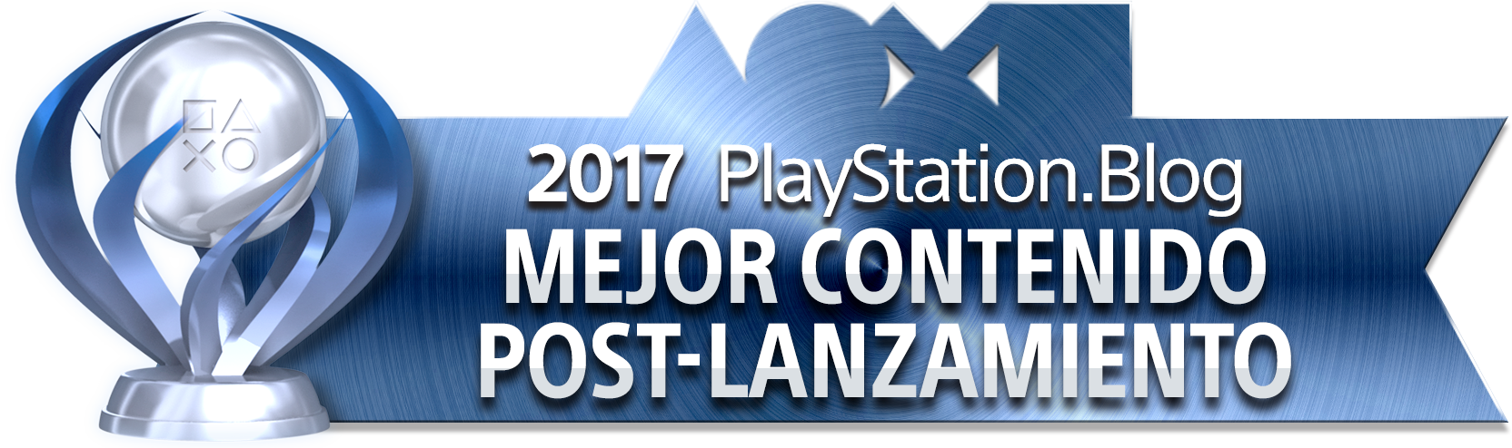 PlayStation Blog Game of the Year 2017 - Best Post-Release Content (Platinum)