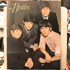 THE BEATLES:THE BEATLES NO.5(INNER 5)