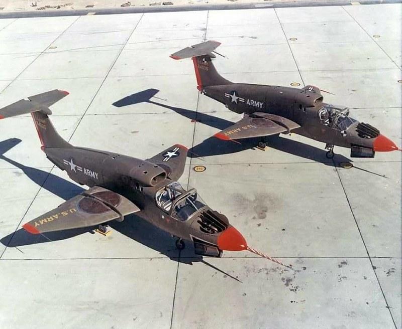 Ryan XV-5A Vertifan.
