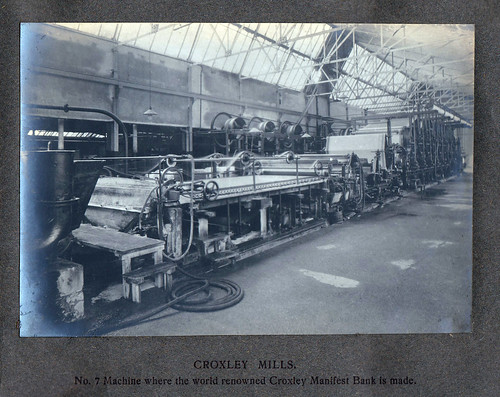 Dickinsons - Croxley Mill