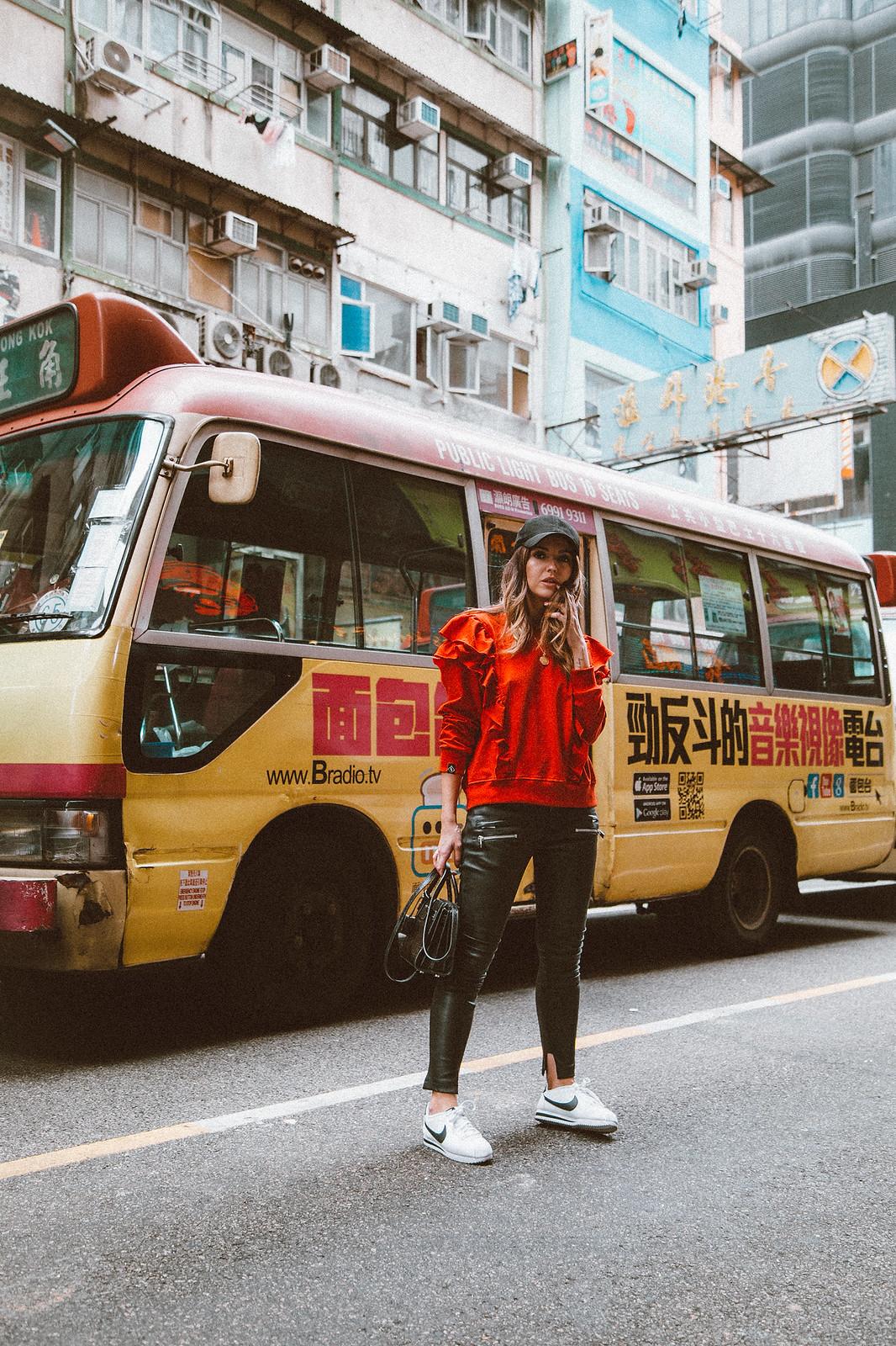 HONG KONG 3-23