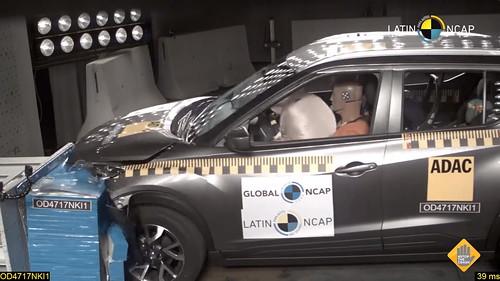 Nissan Kicks LatinNCAP