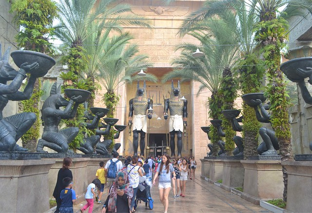 Must-Rides in Universal Studios Singapore revenge of the mummy