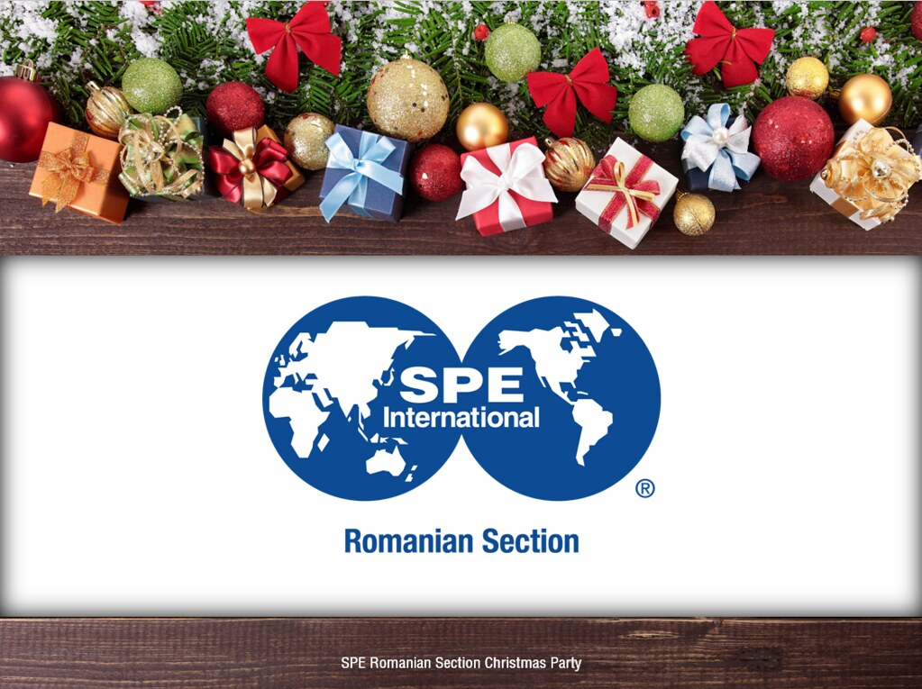 SPE Romanian Section Christmas Party 2017
