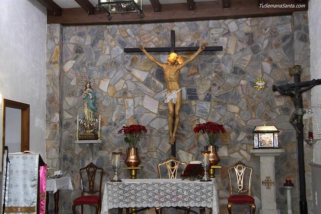 Lignum Crucis Santo Crucifijo