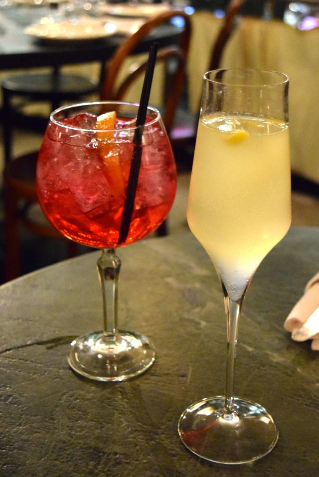 Cocktails at Yosma, Marylebone #mezze #marylebone #london