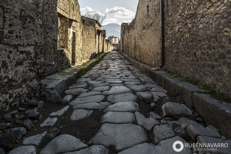 Visitar Pompeya en un día