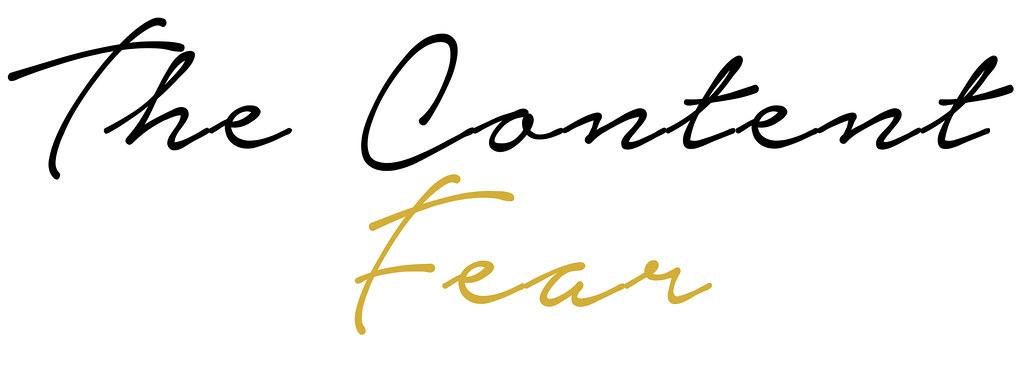 content fear