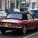 Triumph Stag, King Street, Hereford 20 December 2017
