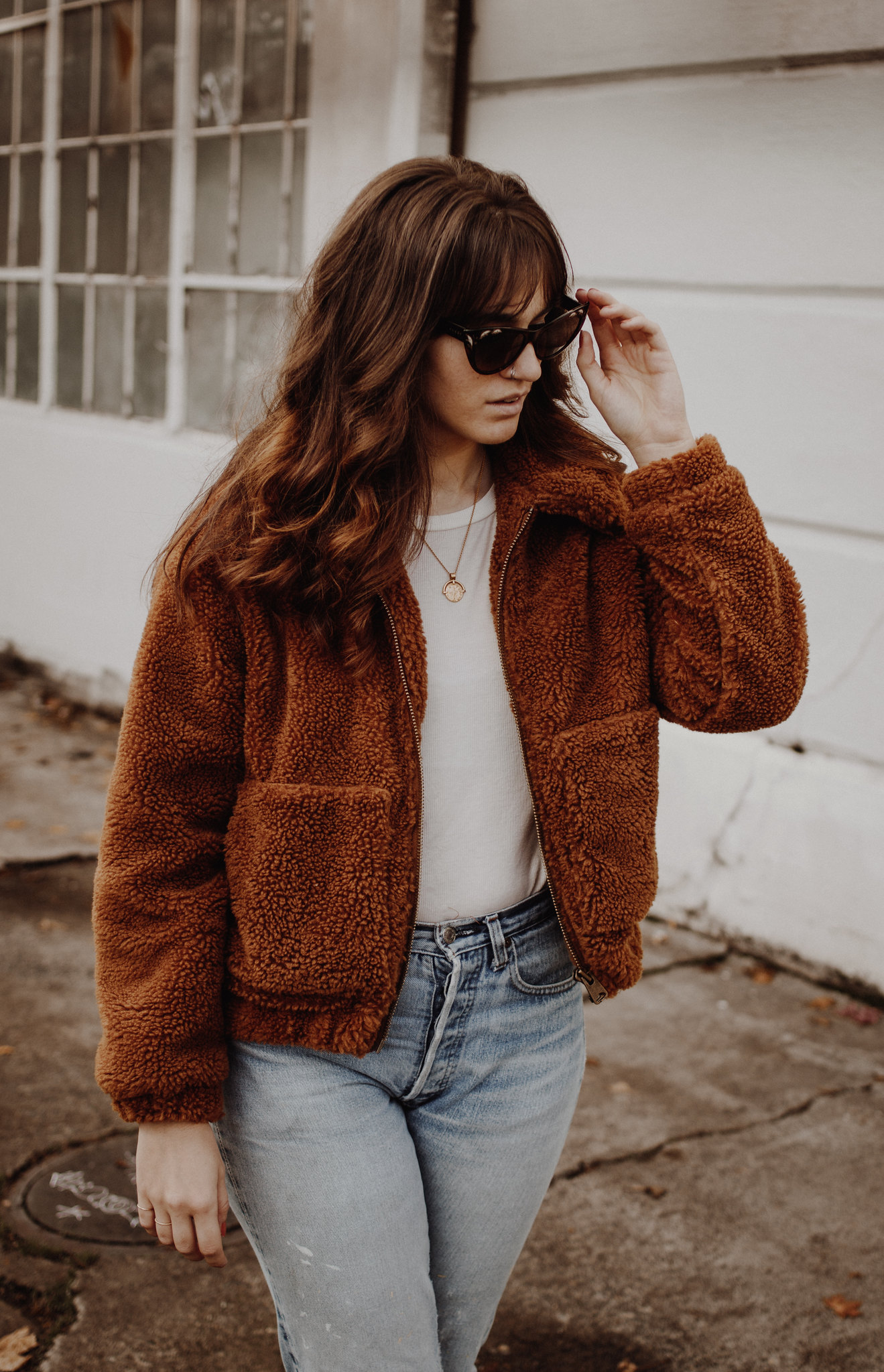 Teddy Bear Coat | The Moptop