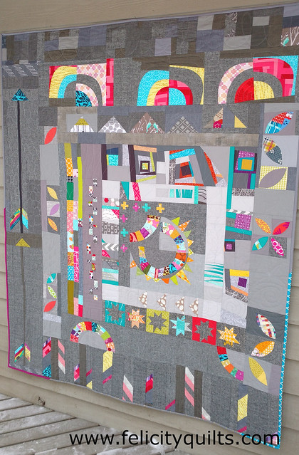 VMQG Round Robin quilt is done!