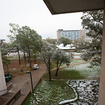 Snow at UH