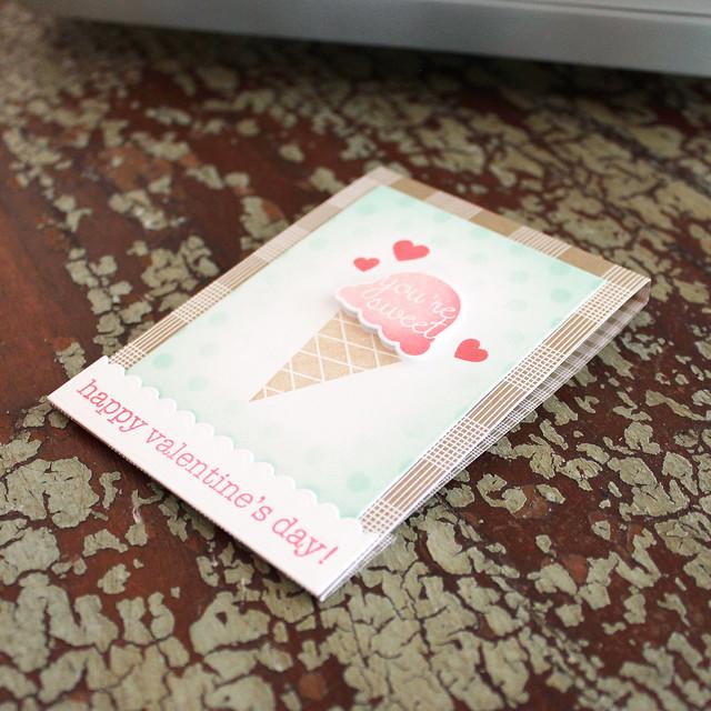 Ice Cream Matchbook 2