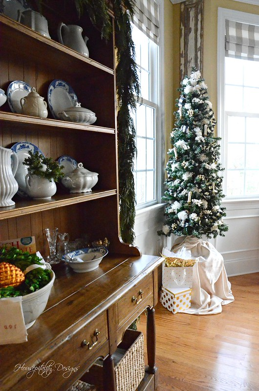 Dining Room Tree-Housepitality Designs