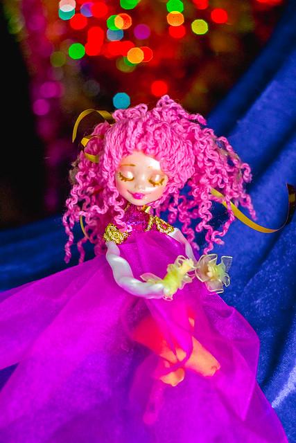 OOAK Fairy art dolls Chydiki
